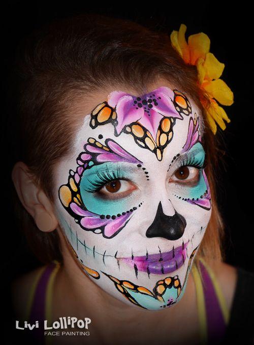 mexican skeleton makeup tutorial