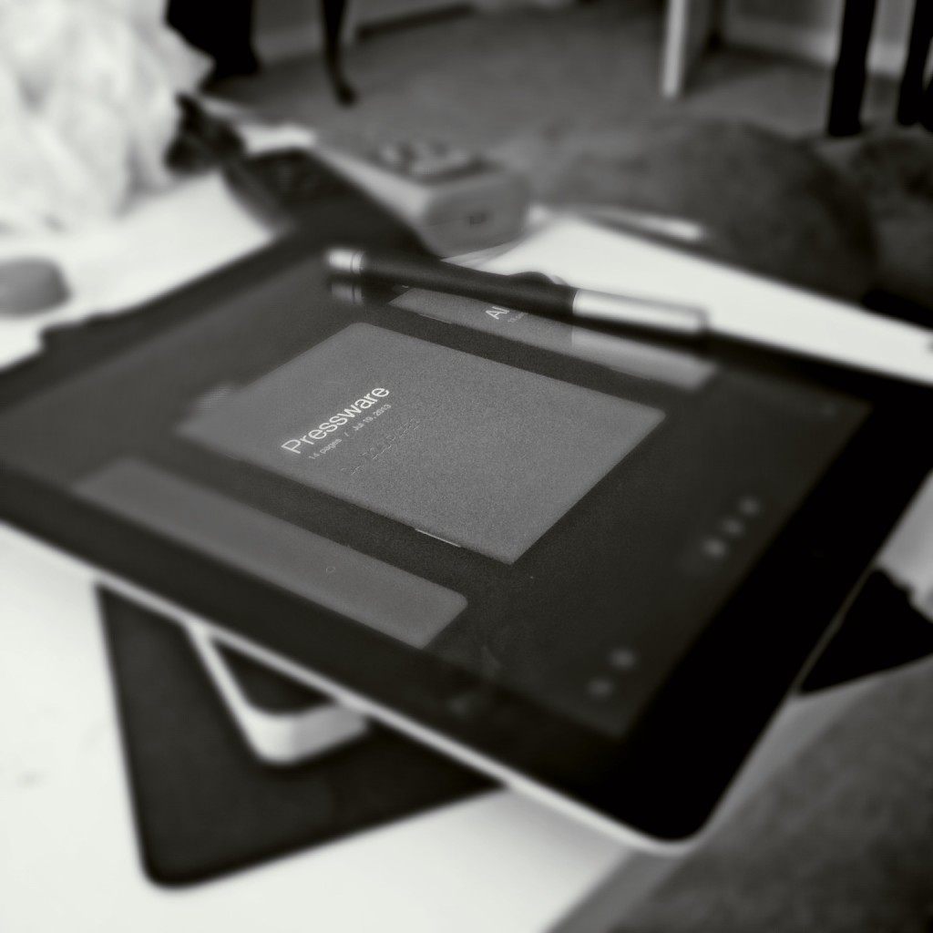 bamboo paper ipad tutorial