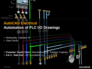 autocad electrical panel design tutorial