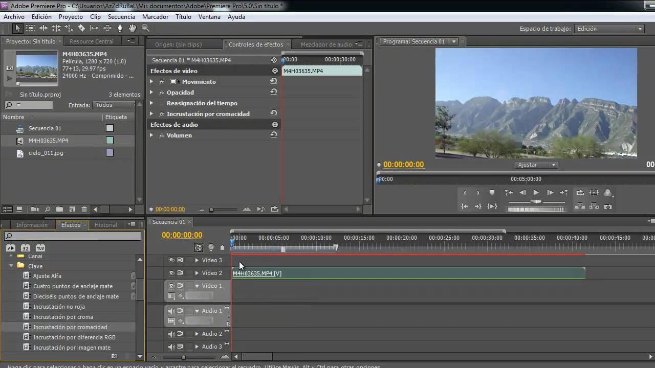 adobe premiere pro cs5 tutorial