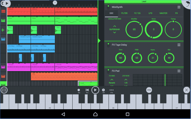real drum app tutorial
