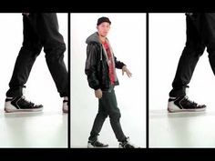 hip hop dance tutorial step by step