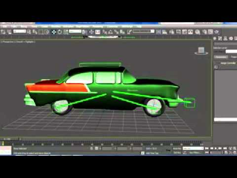 3ds max car animation tutorial