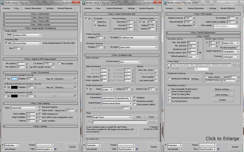 3ds max lighting tutorial