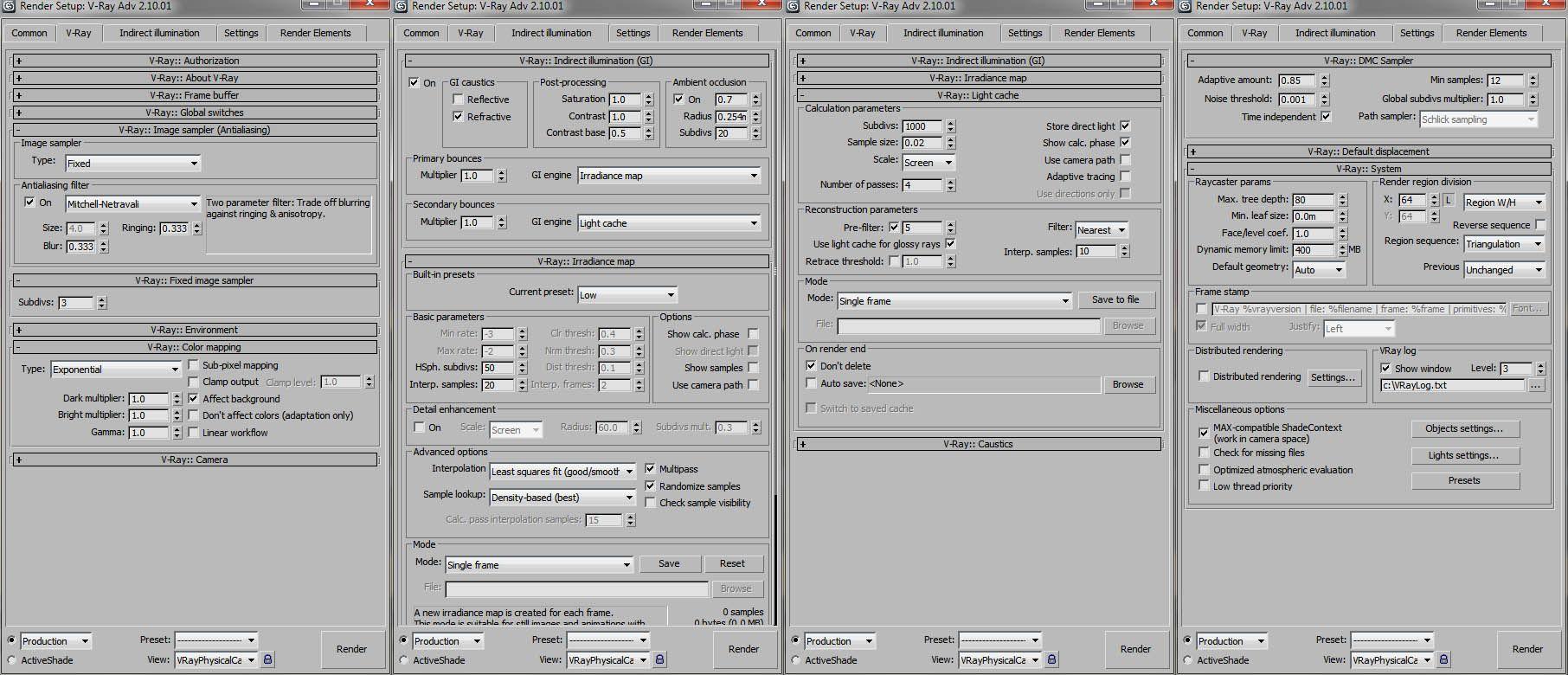 3ds max rendering tutorial