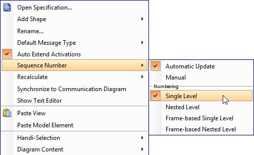 sequence diagram tutorial pdf