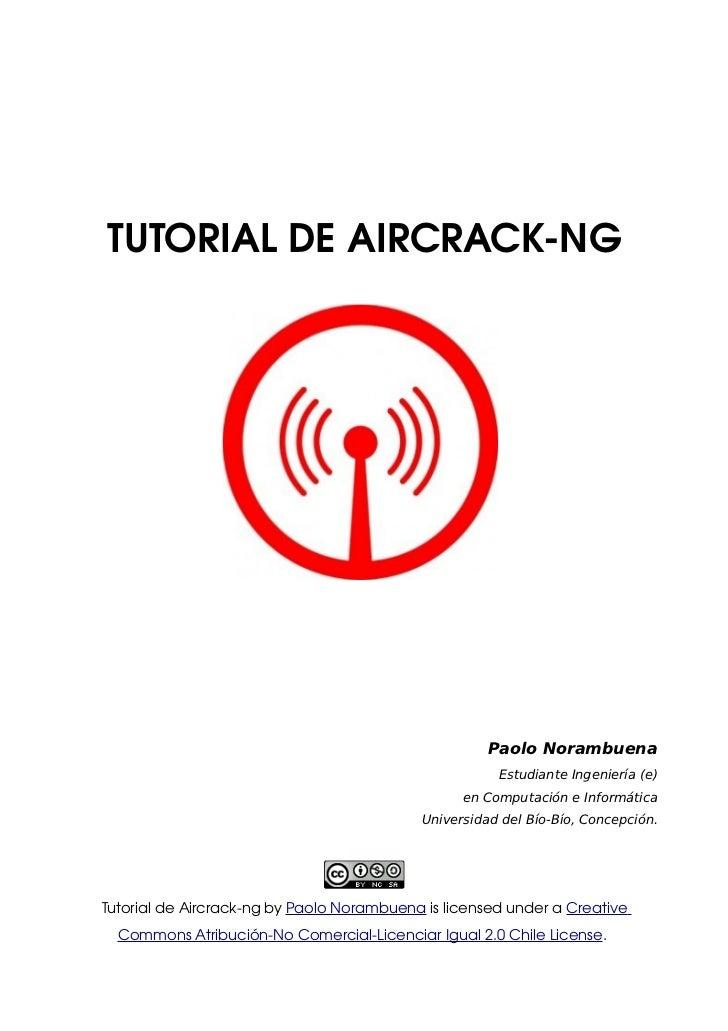 aircrack ng 1.1 tutorial