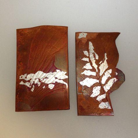 art clay copper tutorial