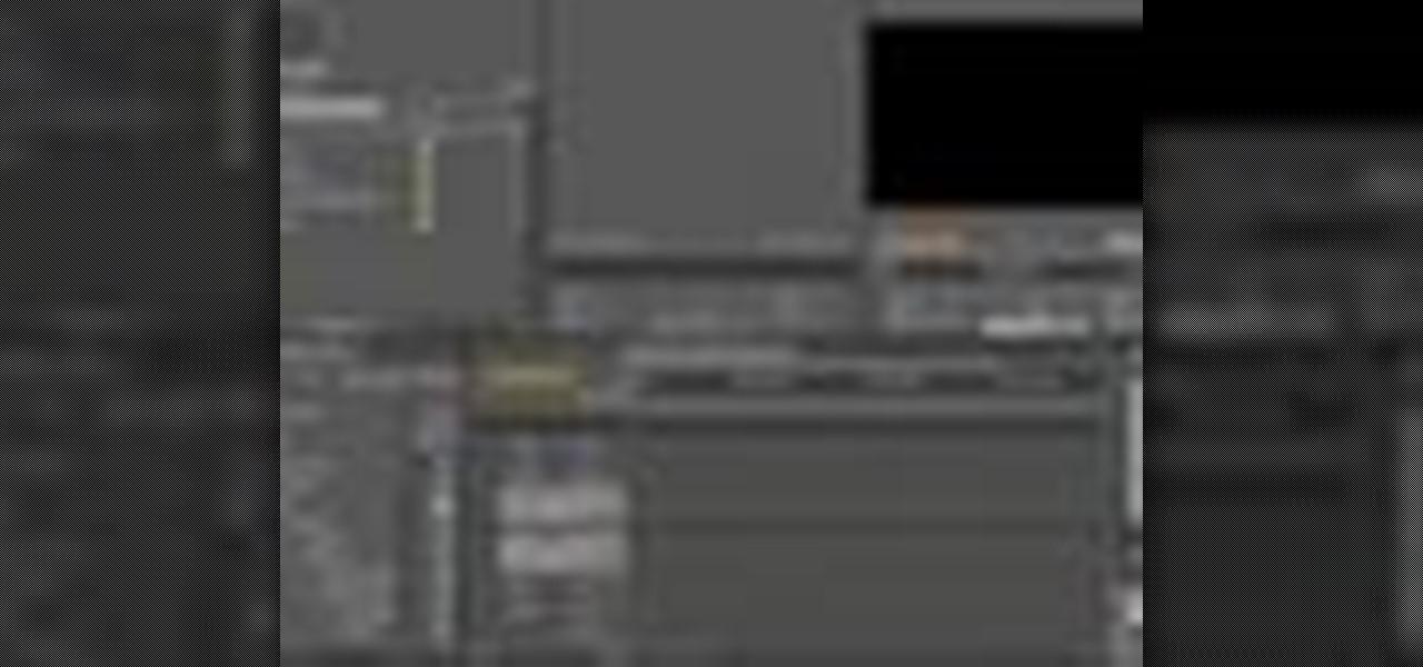 premiere pro cs4 tutorial