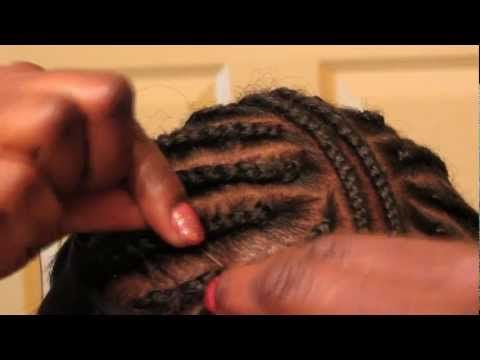 4 part braid tutorial