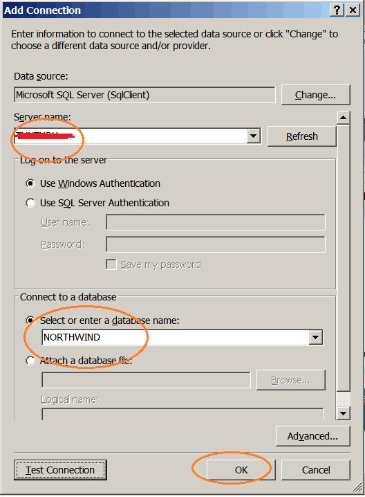 ado net entity data model tutorial