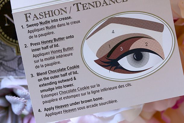 too faced natural eyes tutorial