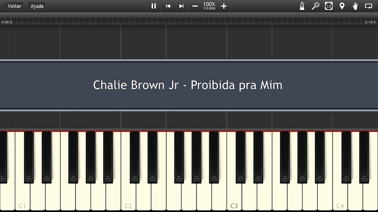 charlie brown coldplay piano tutorial
