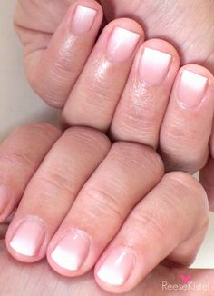 french tip nails tutorial