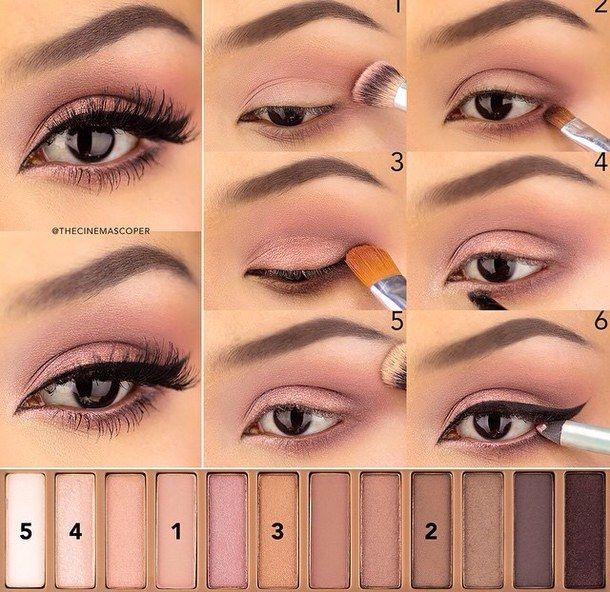 urban decay foundation makeup tutorial