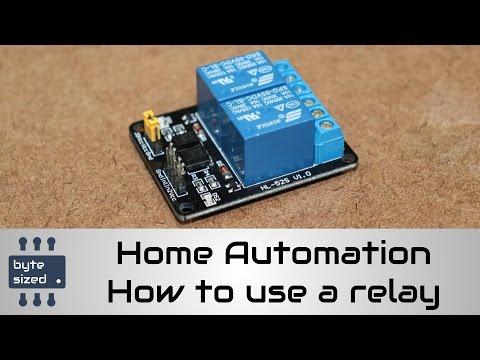 arduino relay switch tutorial