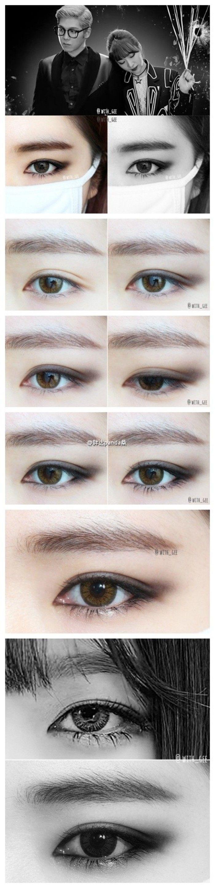 natural asian makeup tutorial