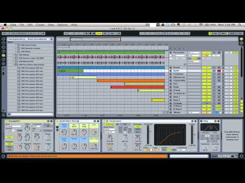 ableton live basic tutorial