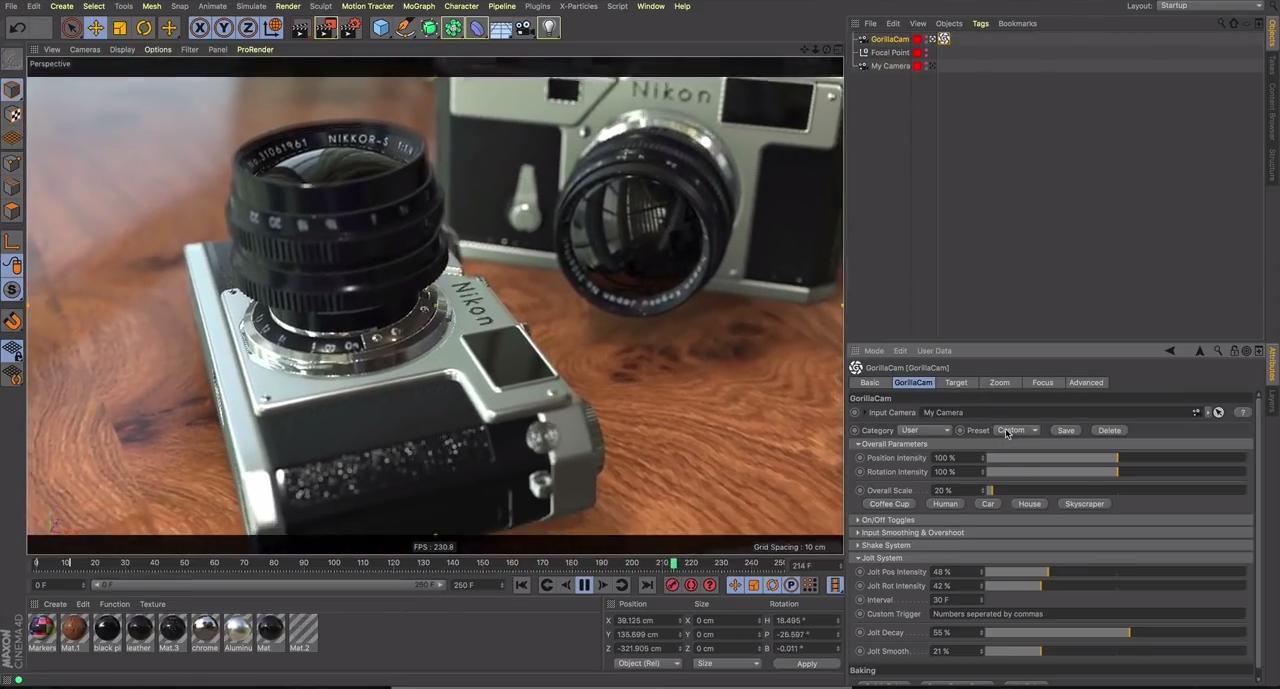 cinema 4d animation tutorial