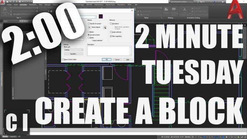 ten minute block tutorial