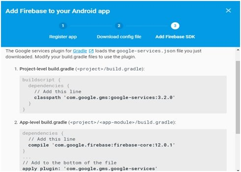 android user authentication tutorial