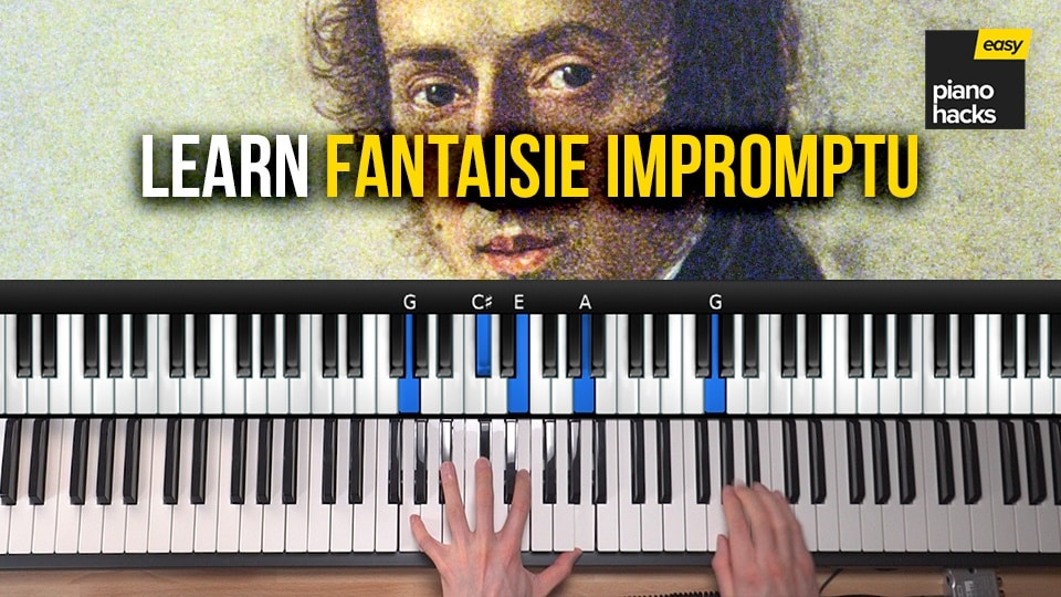 moonlight sonata piano tutorial slow