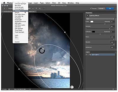 adobe photoshop cs6 tutorial effects