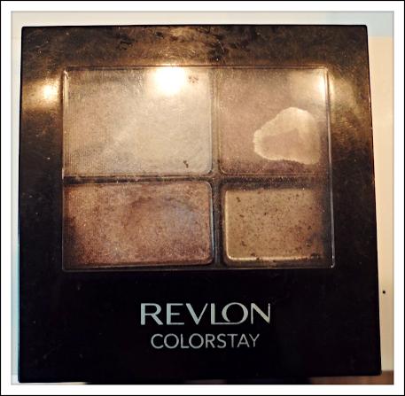 revlon colorstay eyeshadow tutorial
