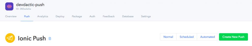 cordova push notification tutorial