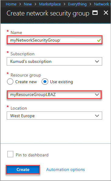 azure load balancer tutorial