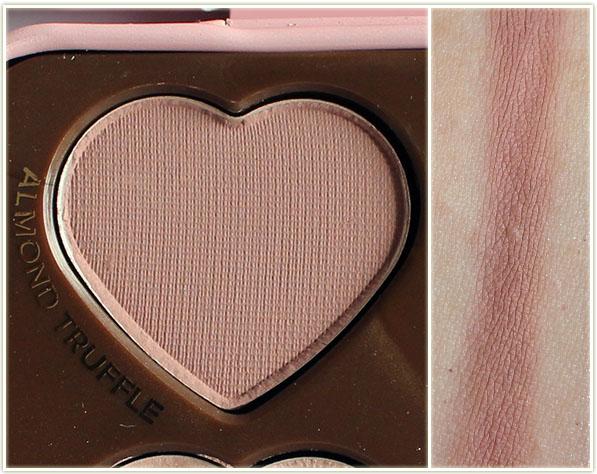 too faced chocolate bon bon palette tutorial