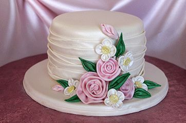 church hat cake tutorial
