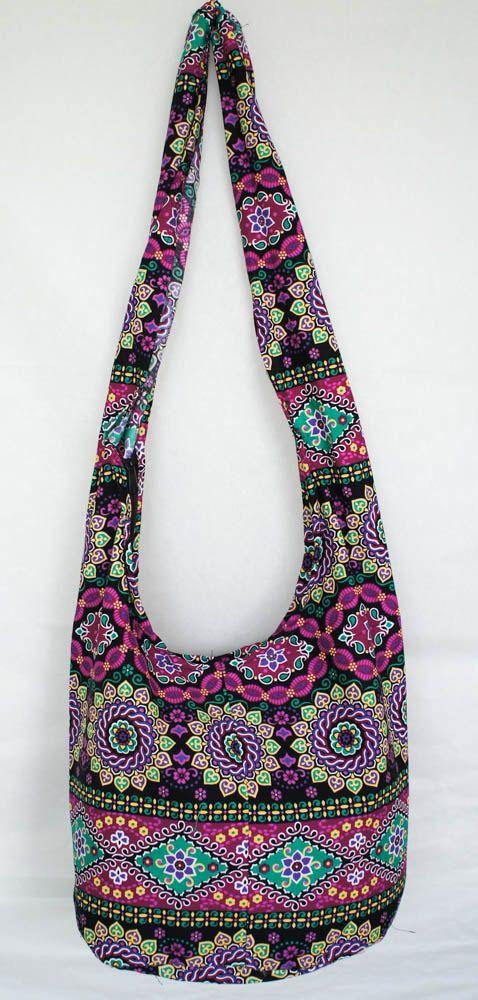 boho sling bag tutorial