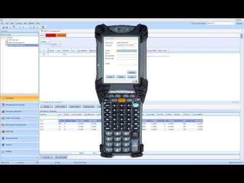 redprairie warehouse management system tutorial