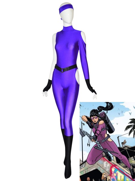 kate bishop cosplay tutorial