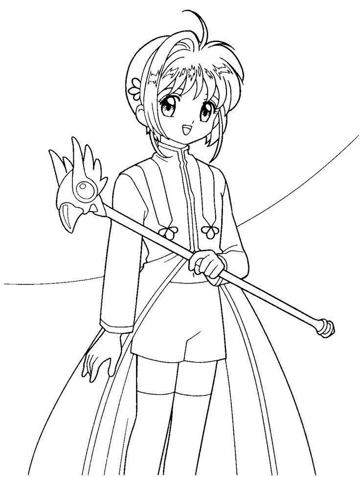 cardcaptor sakura wand tutorial