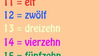 basic german language tutorial