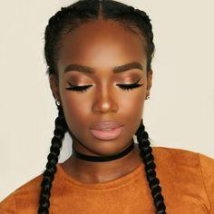combination skin makeup tutorial