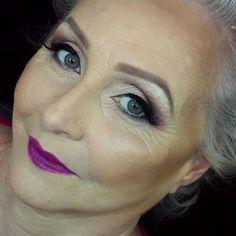 mature age makeup tutorial