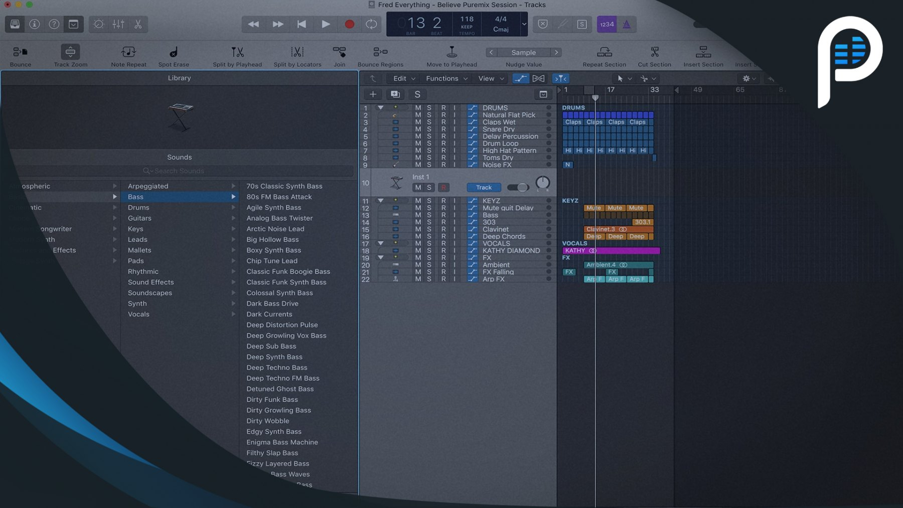 logic pro tutorial beginner