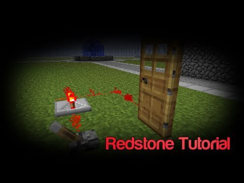 minecraft redstone clock tutorial