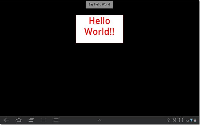 phonegap app development tutorial