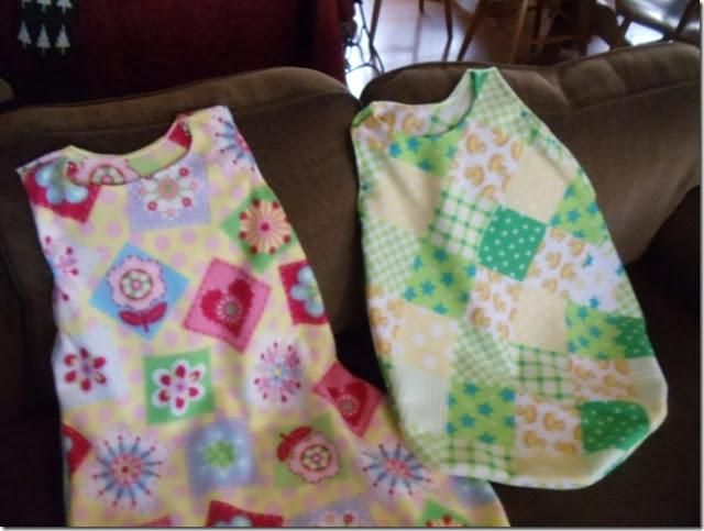 baby sleep sack tutorial
