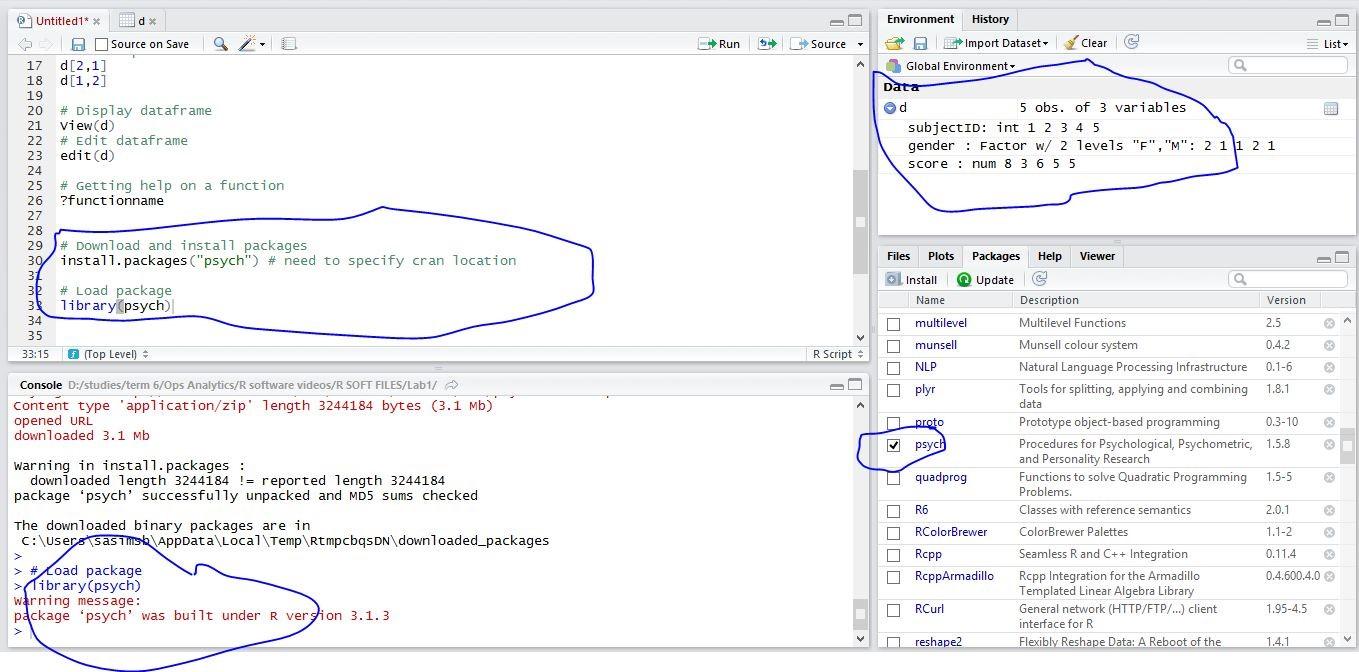r programming for data science tutorial