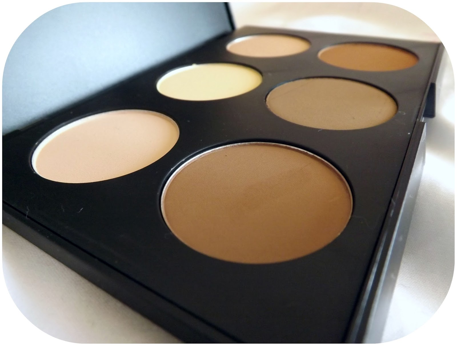 australis contour kit tutorial