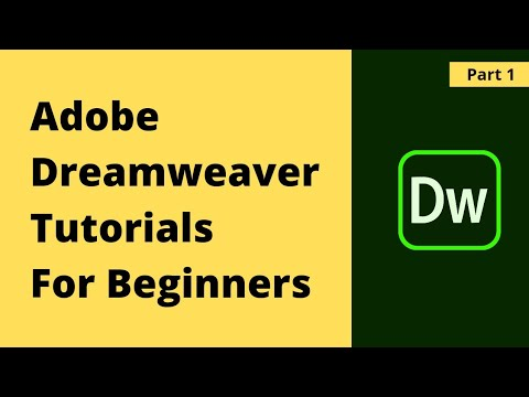 dreamweaver cc 2017 tutorial