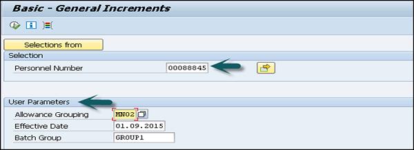 sap payroll system tutorial