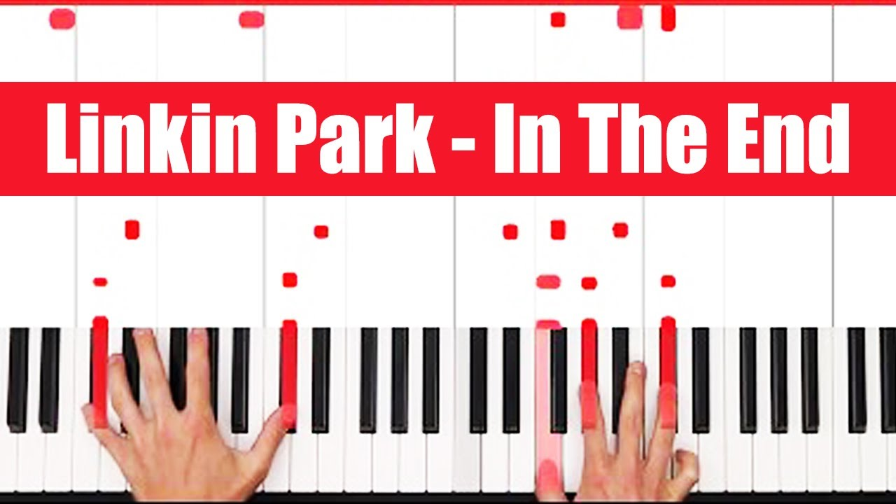 in the end keyboard tutorial