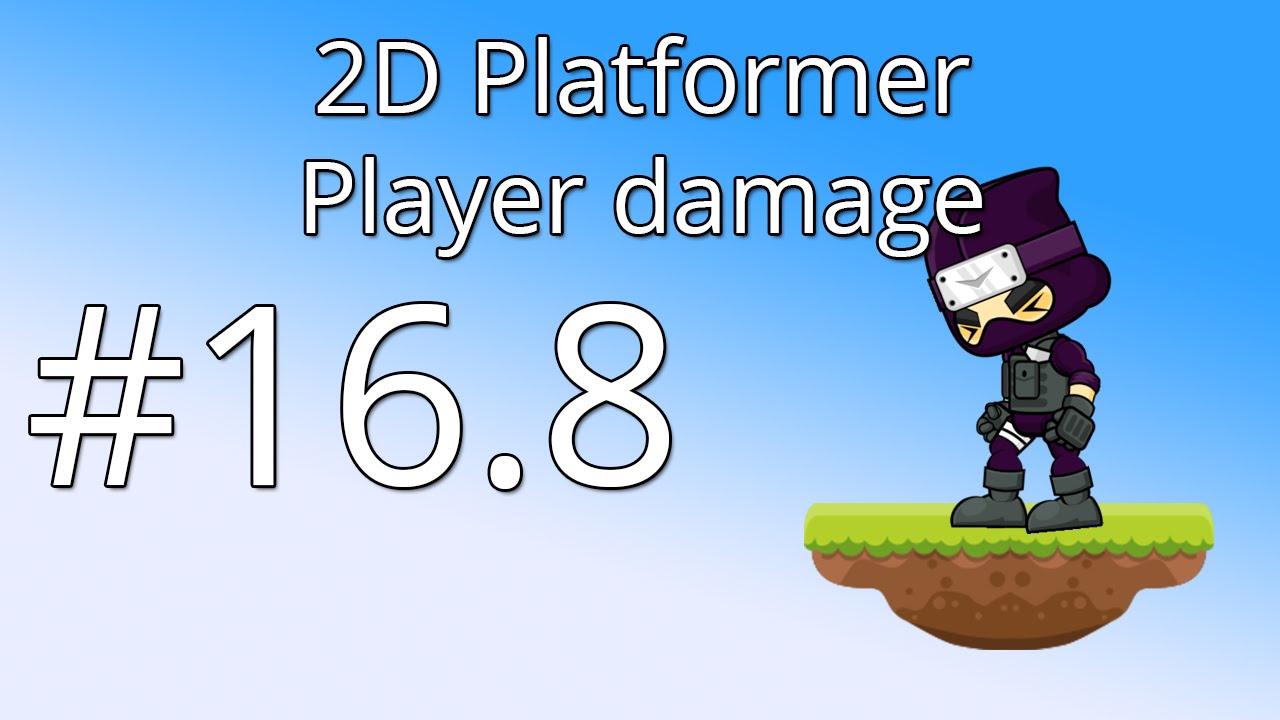 2d unity platformer tutorial