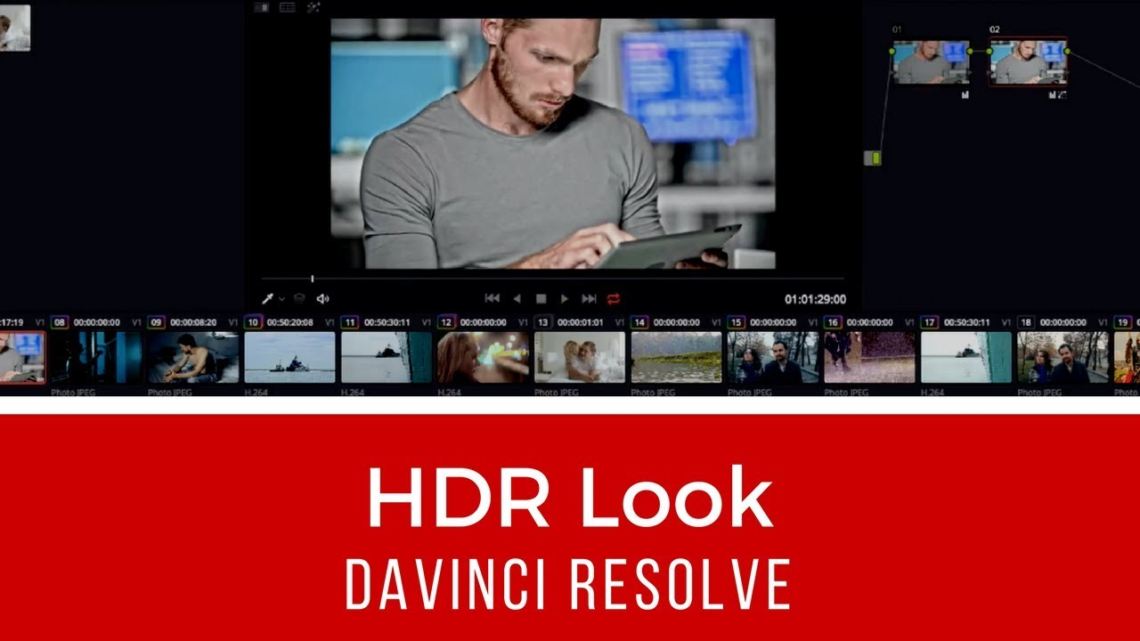 davinci resolve 14 color grading tutorial